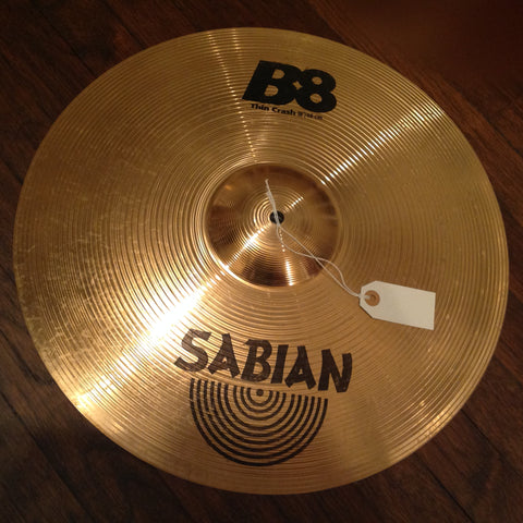 Sabian B8 Thin Crash 18""