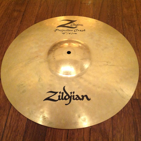 Zildjian Z Custom Projection Crash 18""