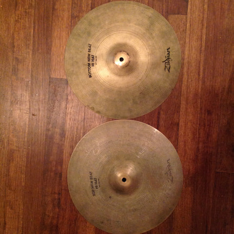 Zildjian New Beat Hi-Hats 14""