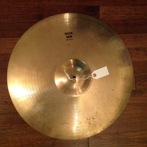 Zildjian Rock Ride 20""