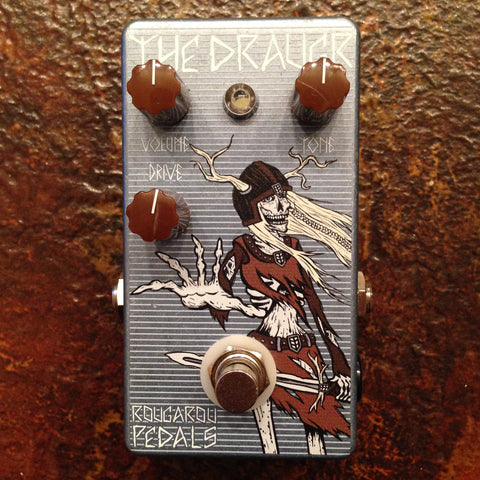 Rougarou Pedals The Draugr