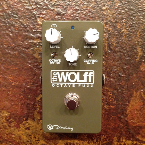 Keeley Electronics The Wolff Octave Fuzz