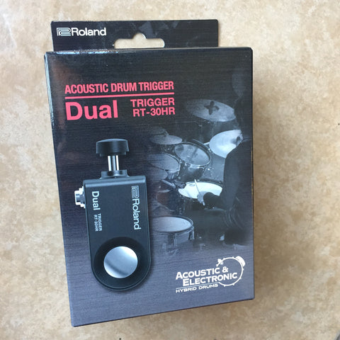 Roland RT-30HR Dual Acoustic Drum Trigger