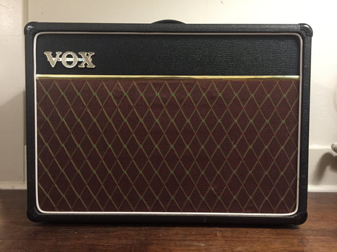 Vox Ac15 Made in England