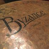 "Meinl Byzance 17"" Dark Crash"