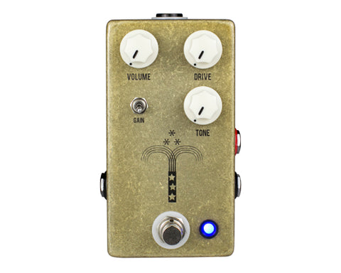 JHS Morning Glory V4 Transparent Overdrive