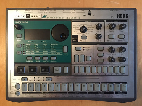 Korg ES-1 Electribe S Rhythm Production Sampler