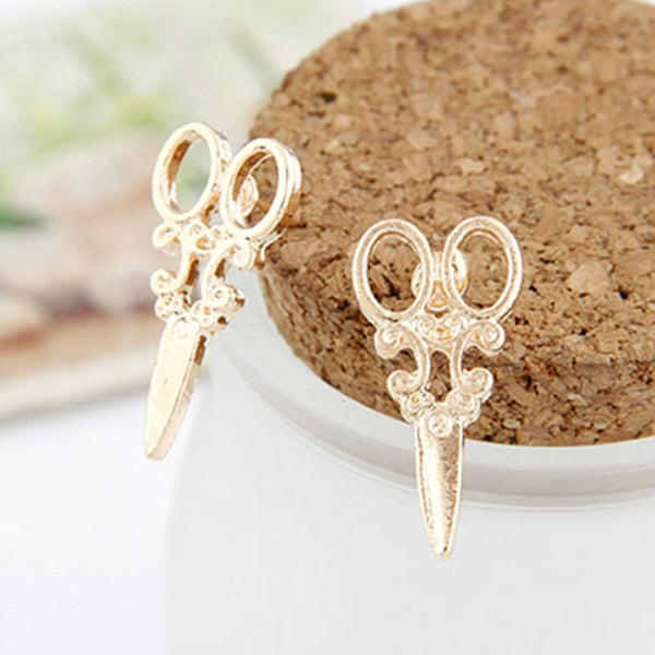Blakely Scissor Stud Earrings