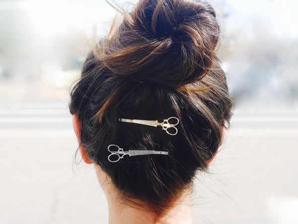 Emerson Scissors Hair Clip