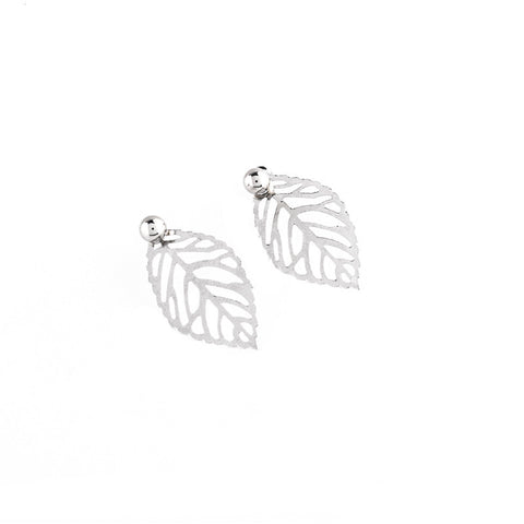 Even The Leaves Fall For You Earrings