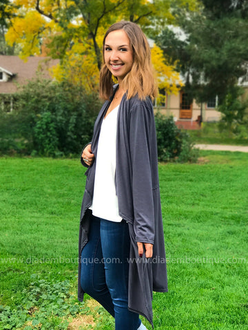 Falling For You Cardigan