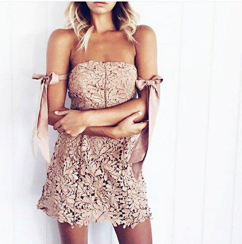 Free As The Flowers Dress