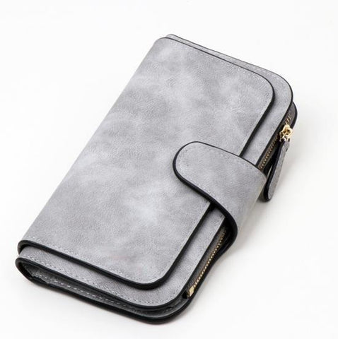 Just Per-Suede Me Wallet