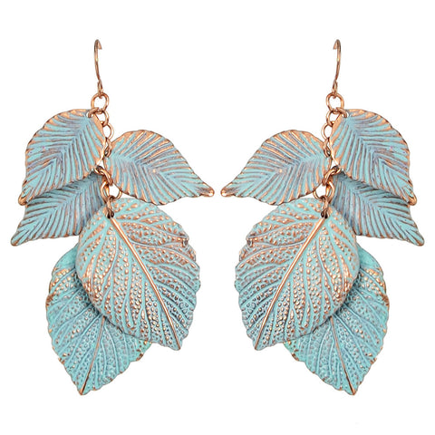 Leaf With Me Earrings