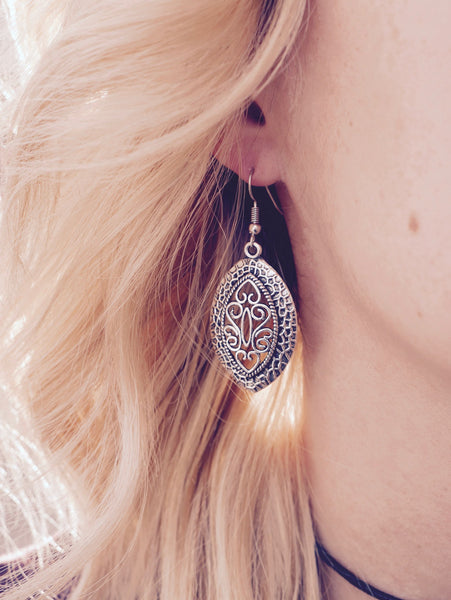 Pema Tibetan Bohemia Earrings