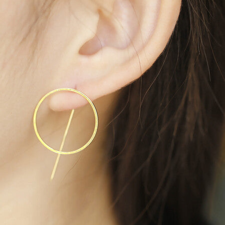 Stick A Pin In It Earrings