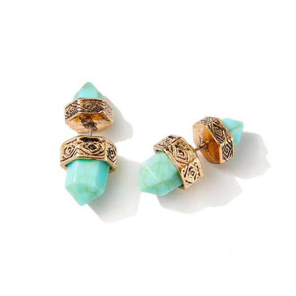 Turquoise Dreamin' Earrings
