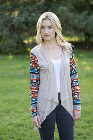 Wild And Free Cardigan