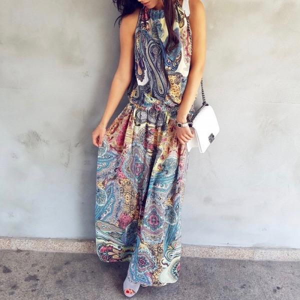 Willa Eden Maxi Dress