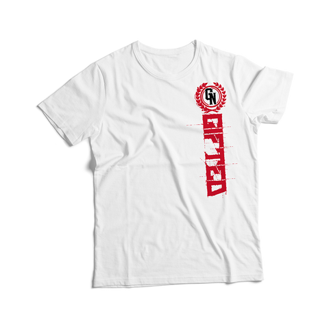 Gifted T-Shirt (Men) - Vertical Logo