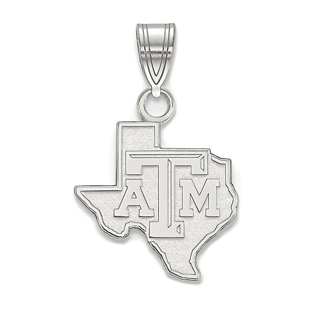 Texas am university sterling silver small texas pendant officially texas am university sterling silver small texas pendant officially licensed 1000jewels mozeypictures Choice Image