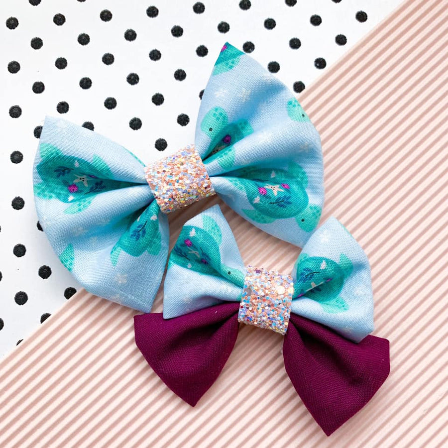 Sea Turtle Bow