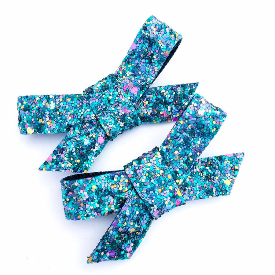 Mermaid Treasure Glitter Bryn Bow