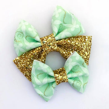 Tinker Bell Wings Bow