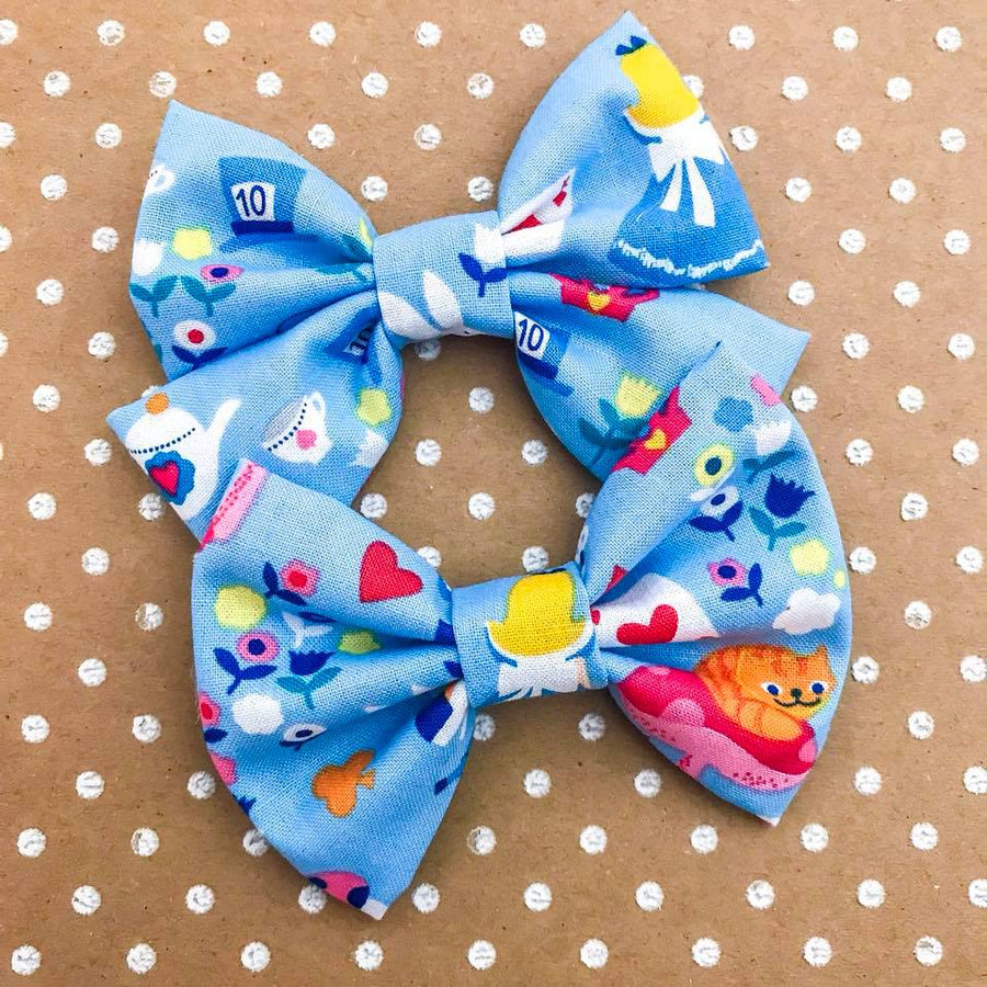 Alice In Wonderland Bow
