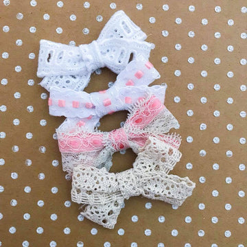 Lace Bobbi Bows