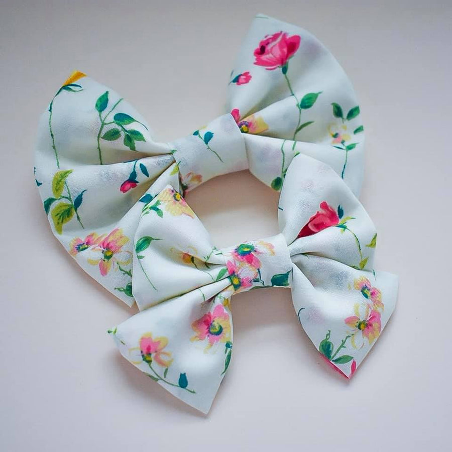 Sweet Wildflower Bow