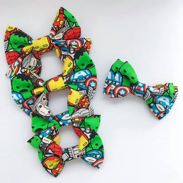 Super Hero Minis Bow