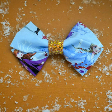Frozen Ever After Bow
