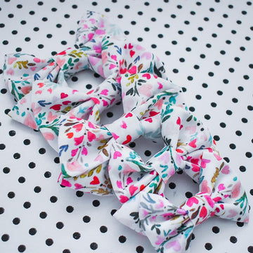 Falling For You Floral Bow