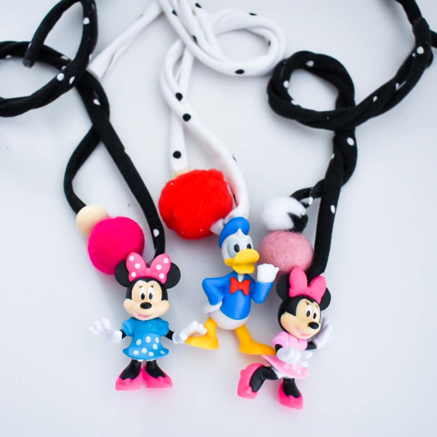 Classic Characters Necklaces