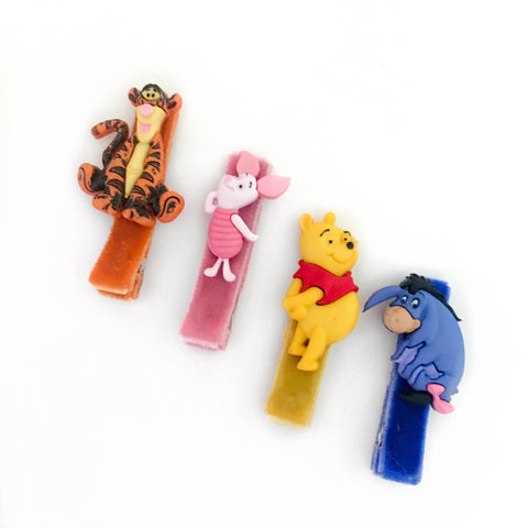 Classic Pooh Bitsy Clips