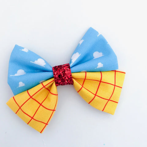 Toy Story Mania Bow