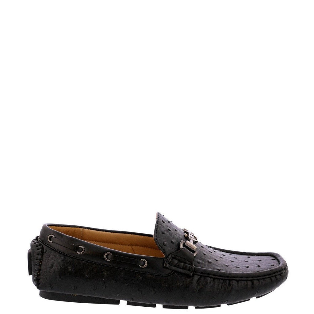 Men's Hampton Ostrich Driving/Loafer Shoes