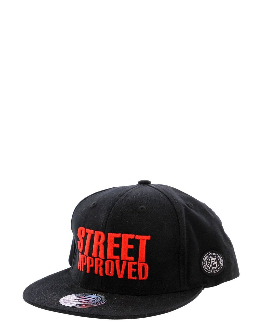 Men's Street Approved Snap Cap