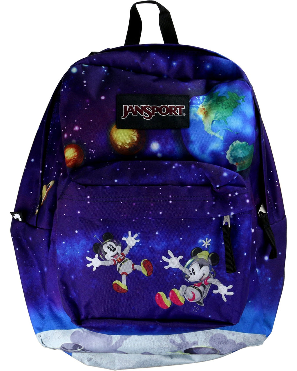 Jansport - High Stakes Mickey And Minnie Backpack - V.I.M. - 1