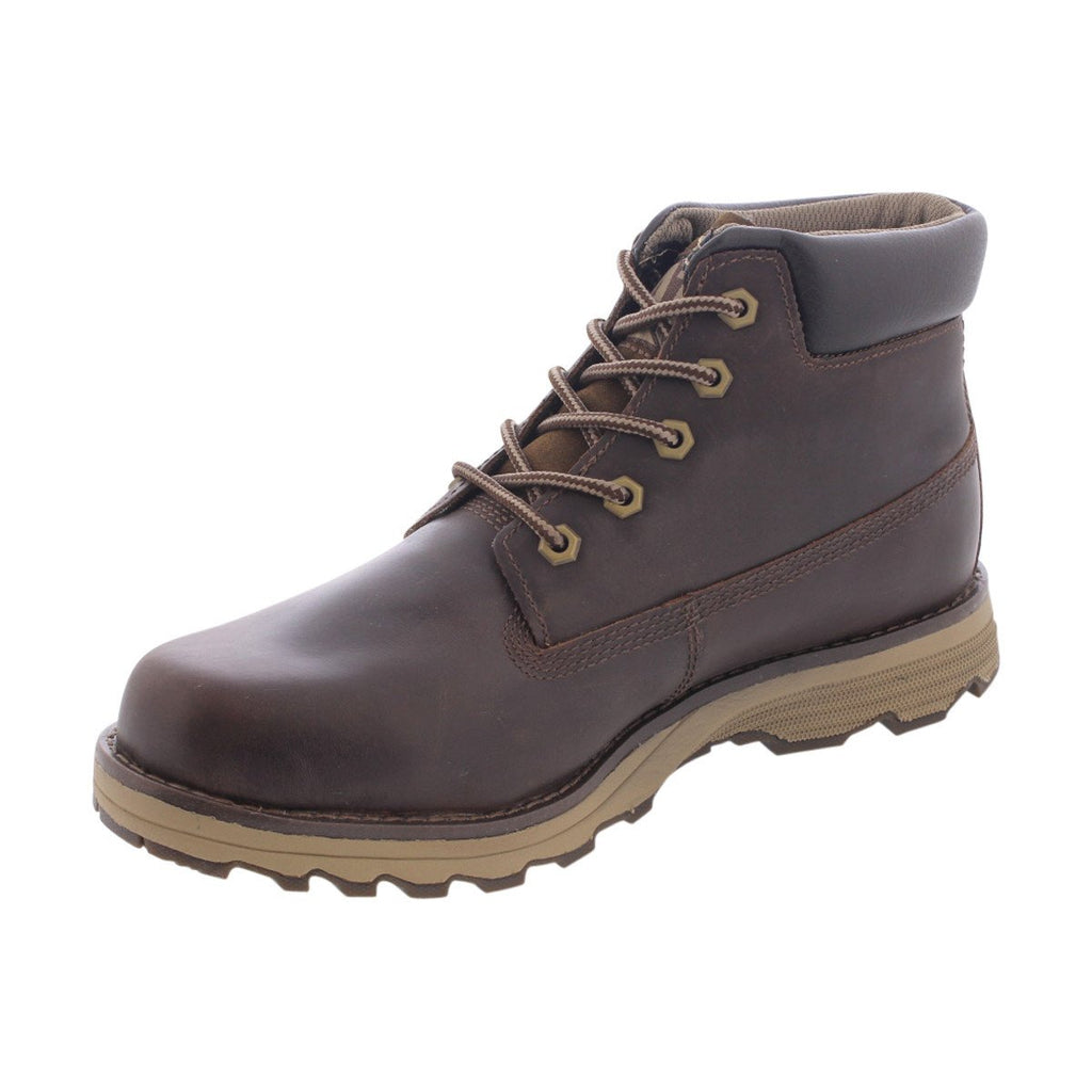 Caterpillar - Men's Founder Mid Boot - Dark Brown - V.I.M. - 1