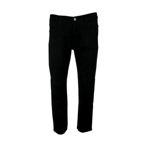 Azazel - Men's Twill Stretch Jeans - Black - V.I.M. - 1