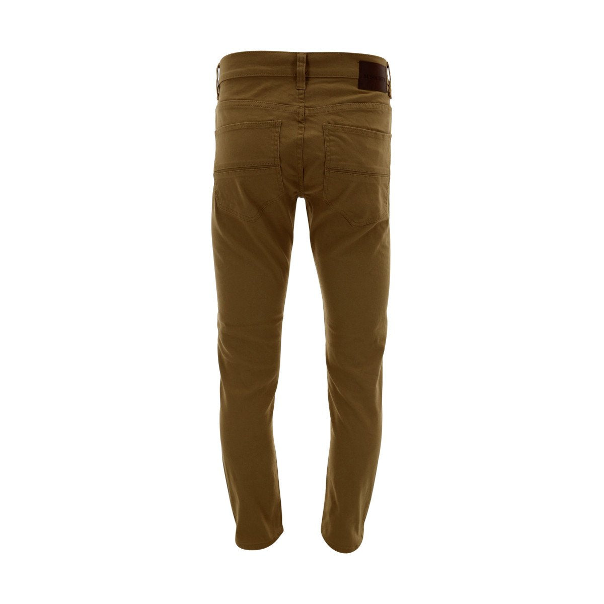 M Society - Men's Skinny Stretch Twill Jean - Wheat - V.I.M. - 2