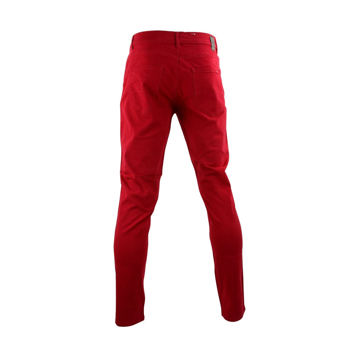 Azazel Men's Twill Stretch Pant - Red - V.I.M. - 2