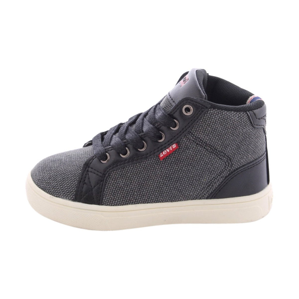 Levi's - Infants Cliff Temp Sneakers - Black - V.I.M. - 2