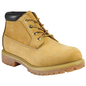 Timberland - Men's Icon Waterproof Chukka Boot - Wheat Nubuck - V.I.M.