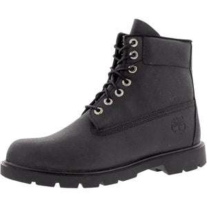 Timberland - Men's 6 Inch Scuff Proof Waterproof Boot - Black - V.I.M. - 1
