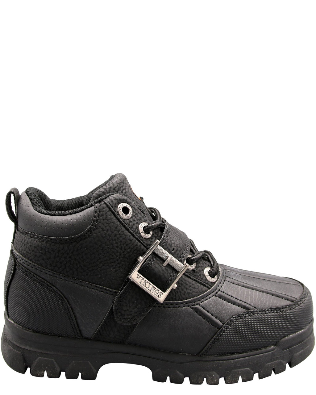 Boy's Iriving Lace Up Buckle Hiking Boots (PreSchool)