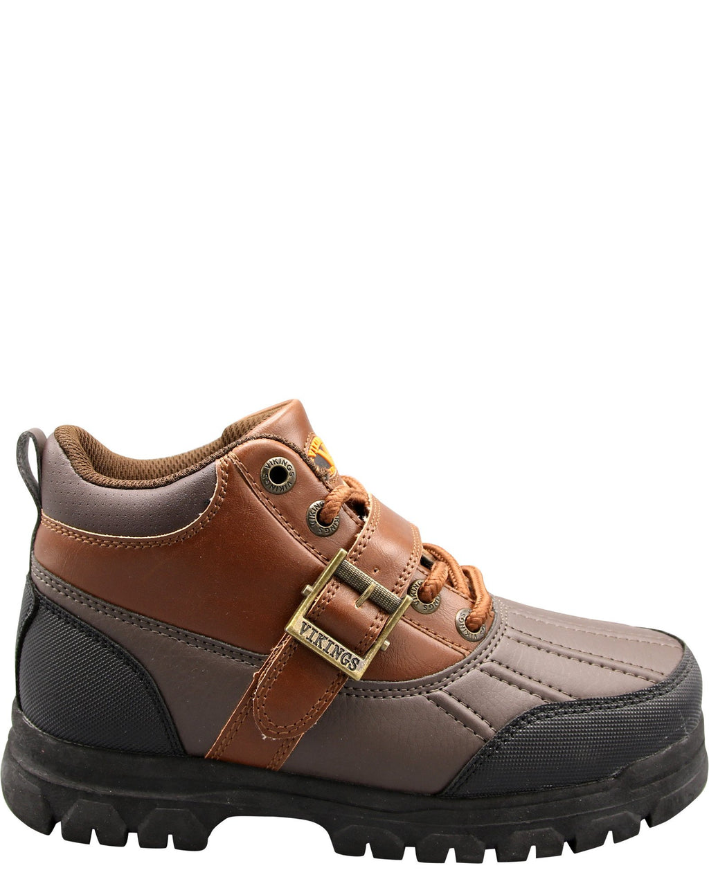 Boy's Irving Buckle Waterproof Ankle Boot (Grade School)