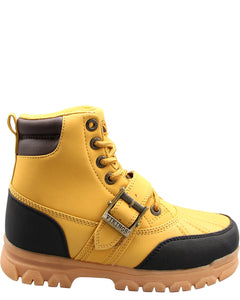 Boy's Iriving Strap Boots (Grade School)